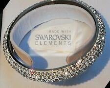 Genuine Swarovski Elements™ Crystal Bangle 💥💥30% OFF MARKED PRICE💥💥