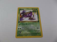 Grimer Basic Grass Pokémon 2000 Edition 1 Trading Card 57/82