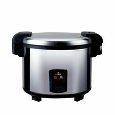 More details for commercial rice cooker 5.4l chefmaster heb640