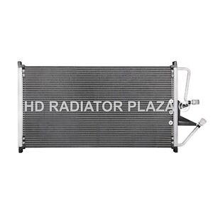 AC Condenser For 94-98 C/K 1500 2500 3500 Pickup V6 V8 Escalade Blazer Yukon