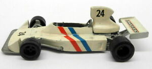Unbranded 1/43 Scale White Metal - 17OCT17I Hesketh #24 Model F1 Car