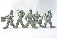Middle East Pirates Berbers 5 Figures 60 mm Plastic Toy Soldiers Tehnolog New