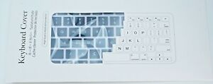 EooCoo Magic Keyboard Cover Skin Protector Fit for Apple iMac Magic Silicone Blk