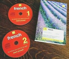 Learn to Speak French Language Book 2 Cds Set Audio Beginners Course McGraw Hill