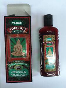 Vasmol Yogiraaj Oil  200 ML Bottle  Yogiraaj Oil  Ayurvedic Oil  Yogiraaj