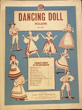 Dancing Doll Sheet Music Poldini