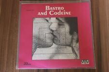 """Bastro And Codeine - A L'Ombre De Nous / Produkt (1991) (7"""") (Sub Pop - GR 0171)"""