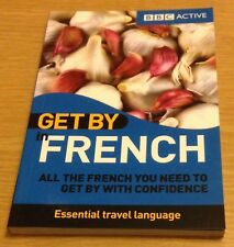 GET BY IN FRENCH BBC Active Book (Paperback) NEW