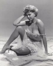 WW2 Photo WWII  World War Two Pinup Girl Barbara Nichols Starlet Hollywood /1662