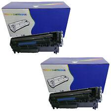 2 Black non-OEM C728 Toners for Canon MF-4780W MF-4870DN MF-4890DW