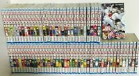 Japanese Comics Complete Full Set Gintama Edo period Historical Comedy vol. 1-77