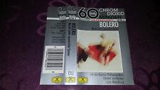 Musikkassette Bolero / Musik unter spanischer Sonne - Album - EAN: 497644