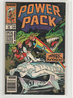 Power Pack #50 giant sized issue 9.4