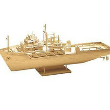 Matchitecture - Matchstick Model Kit - Oil Rig Support Vessel
