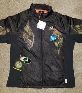 MOSSY OAK Break-Up Eclipse 3M Thinsulate Insulated Jacket Coat Camo