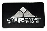 """Terminator Movie Cyberdyne Systems  Embroidered 5"""" Patch-USA Mailed(MIPA-TERM)"""