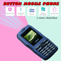 Cell Phone Button Phone w/ Whatsapp FM Radio Camera Flashlight for Elderly HOT