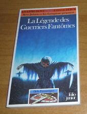 LDVELH Livre dont vous etes le heros Defis 44 La Légende des Guerriers Fantômes