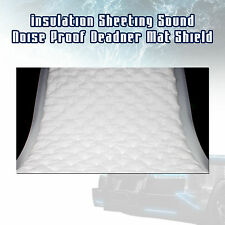 """Car Audio Stereo Sound Acoustic Sound Absorbing Dampening Foam 40"""" x 12"""""""
