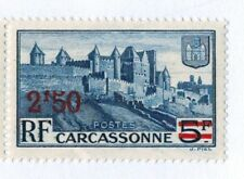 1941 - TIMBRE FRANCE NEUF**CARCASSONNE**STAMP - Yv.N°490