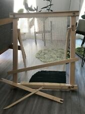 """New listing Beka 20"""" Weaving Frame Loom with Stand - The Deluxe!"""