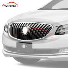 1x Front Original Chrome Radiator Hood Grille Grill For 2014-2016 Buick Lacrosse