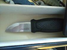 Morakniv Eldris Fixed-Blade Pocket-Sized Knife Sandvik Stainless Steel Blade
