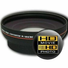 HD3 High-Definition Wide Angle Converter Lens with Macro Extender