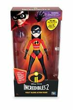The Incredibles 2 Talking Action Figure - Violet - NEW SEALED
