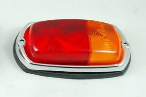 Mini Moke Leyland Morris Brake Indicator Lamp Light Lens New