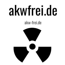 Domains akwfrei.de, akw-frei.de - AKW Atomkraftwerk, Kernkraft, Umwelt, Energie