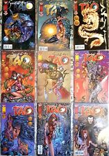 "Lot de 9 ""SPIRIT OF THE TAO""  Vol 1 n°1 à 9 de 1998 - Version US"