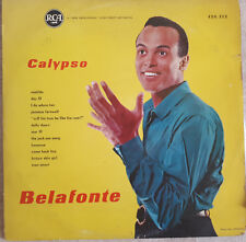 "33T BELAFONTE Vinyle LP 12"" CALYPSO -MATILDA -DOLLY DAWN -MAN SMART -RCA 430212"