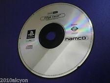 JEU Sony PlayStation PS1 PS2 : RIDGE RACER  (Namco, en loose, envoi suivi)