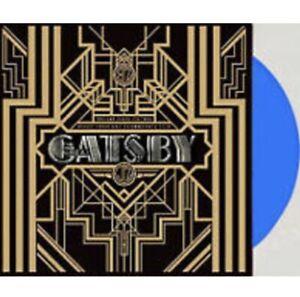 The Great Gatsby - Official Soundtrack - Blue Vinyl Jay-Z Presale
