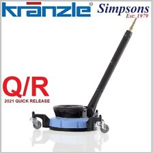 More details for kranzle ufo round cleaner. new 2021 quick release version 41881