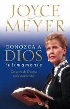 Conozca A Dios Intimamente (Spanish Edition)