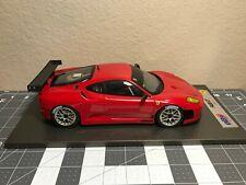 1:18 BBR 2005 Ferrari F430 GT P1804, Limited Edition 1 of 459