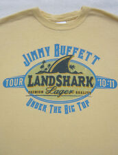 Jimmy Buffett 2010-2011 tour Medium concert T-Shirt under the big top