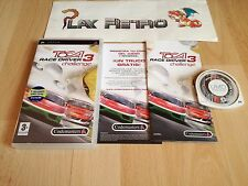 PSP TOCA RACE DRIVER 3 CHALLENGE COMPLETO PAL ESPAÑA