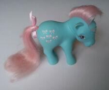 G1 My Little Pony  BOW TIE Vintage MLP 1980's Shy Pose Haircut Custom Bait CB