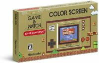 Nintendo Games & Watch Super Mario Bros Pre-sale Limited JAPAN NEW