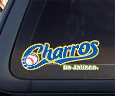Charros De Jalisco Baseball Car Decal/Sticker