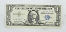 Crisp - 1957 United States Dollar Currency $1.00 Silver Certificate *550