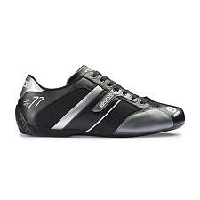 Nuevo zapatos Sparco time 77 negro-gris (46 (11,5 UK) (12 us))