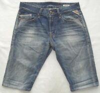 Replay Herren Jeans Short  W30  Modell Waitom M983W  Zustand Sehr Gut