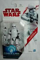 1 Action Stormtrooper Star Wars Force Link 9,4 cm Gli utlimi Jedi Clone
