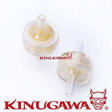 Kinugawa Universal Electronic Boost Controller Air Filter EVC AVC-R 2 pcs