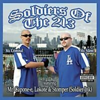 Various Artists - Soldiers of the 213 / Various [Used Very Good CD] Ex