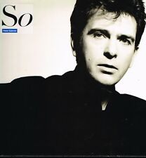 "LP 12"" 30cms: Peter Gabriel: so. virgin. G1"